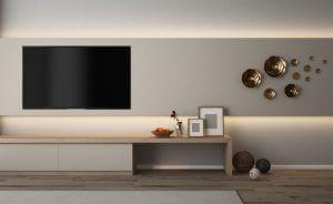 illuminazione indiretta soggiorno moderno