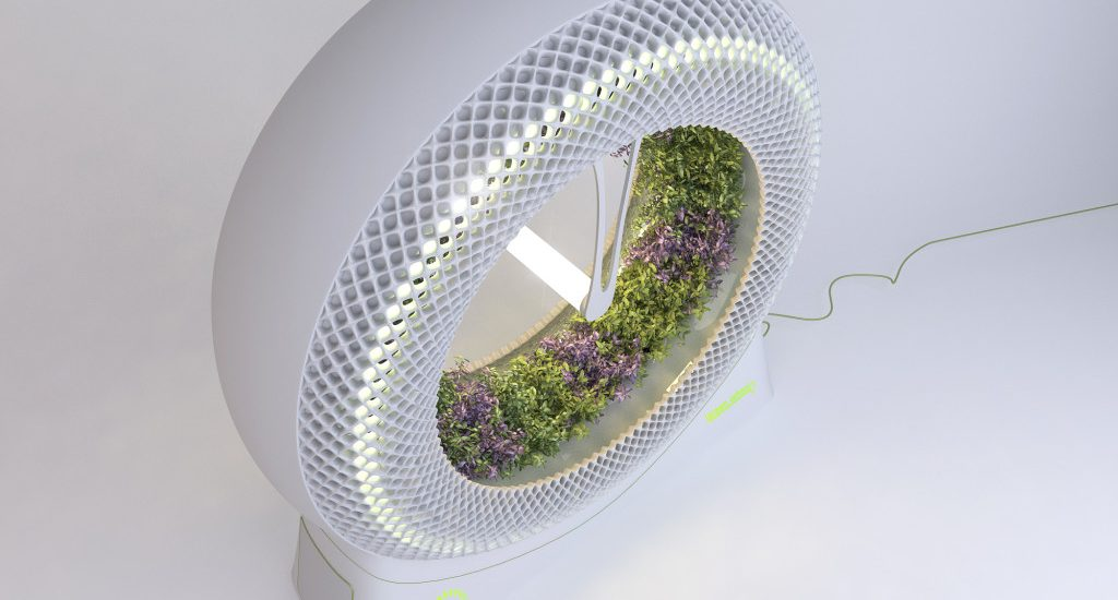 the green wheel progetto designlibero