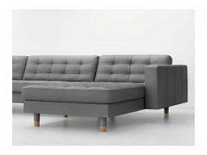 divano grigio landskrona ikea