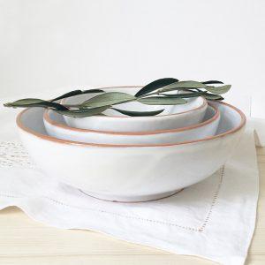 piatti in ceramica pugliesi