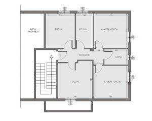 planimetria appartamento progetto