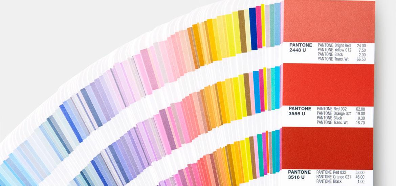palette pantone