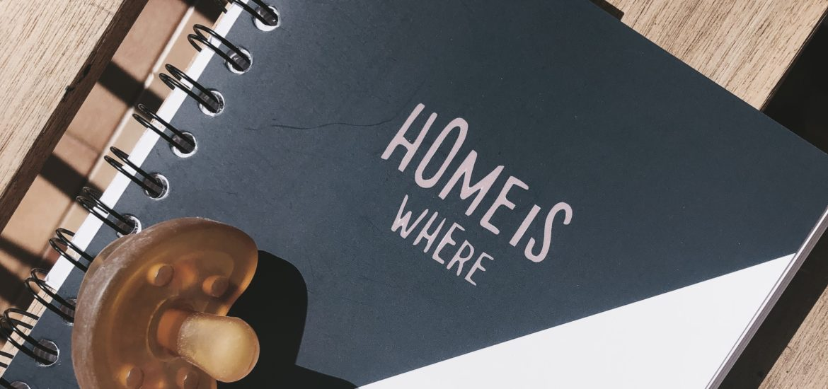 ristrutturare casa quaderno home is where planner