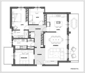 quanto costa ristrutturare casa progetto
