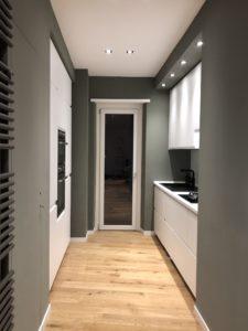 cucina design ikea voxtorp bianca parquet