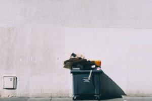 spazzatura trasloco