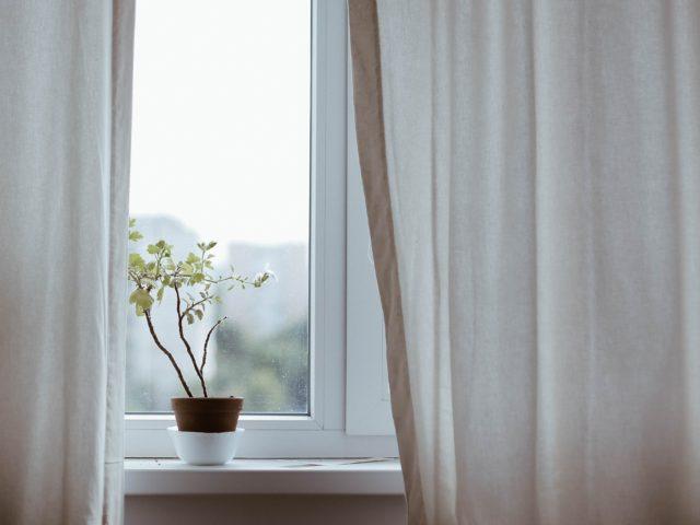 tende finestra camera da letto