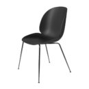 gubi beetle chair nero
