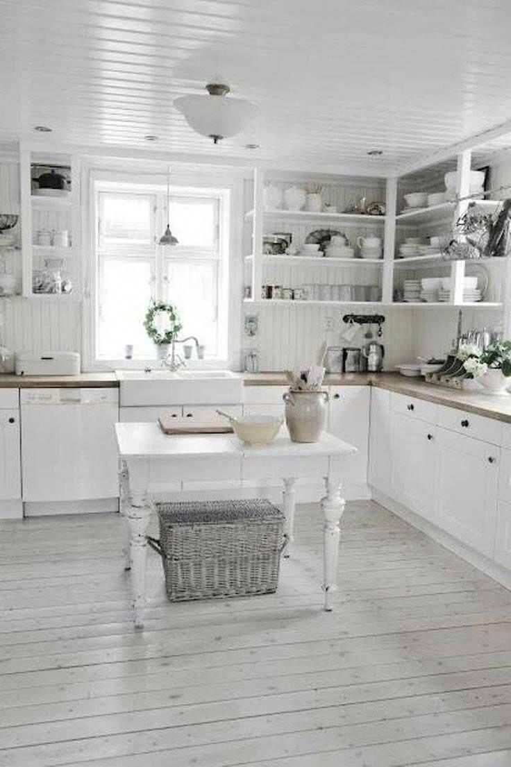 arredamento shabby cucina
